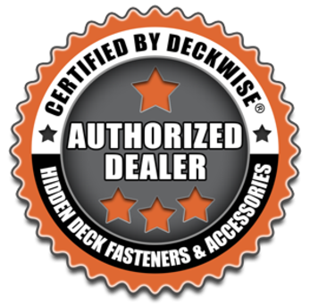 Certified Deckwise Authorized Dealed