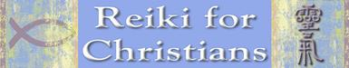 Reiki for Christians Logo