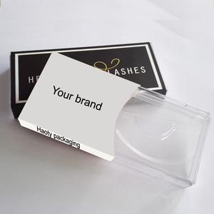 false eyelash packaging sleeve