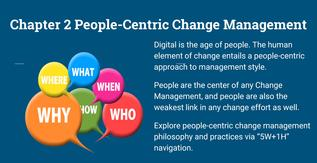 people-centricity, change
