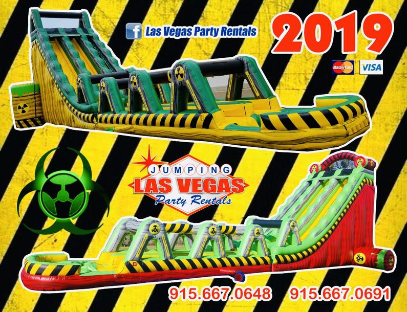 Party Rentals Water Slides For Rent Las Vegas Disco