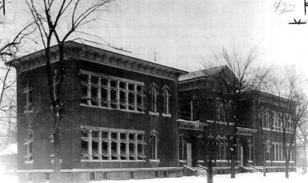 Lymanhurst School Minneapolis MN