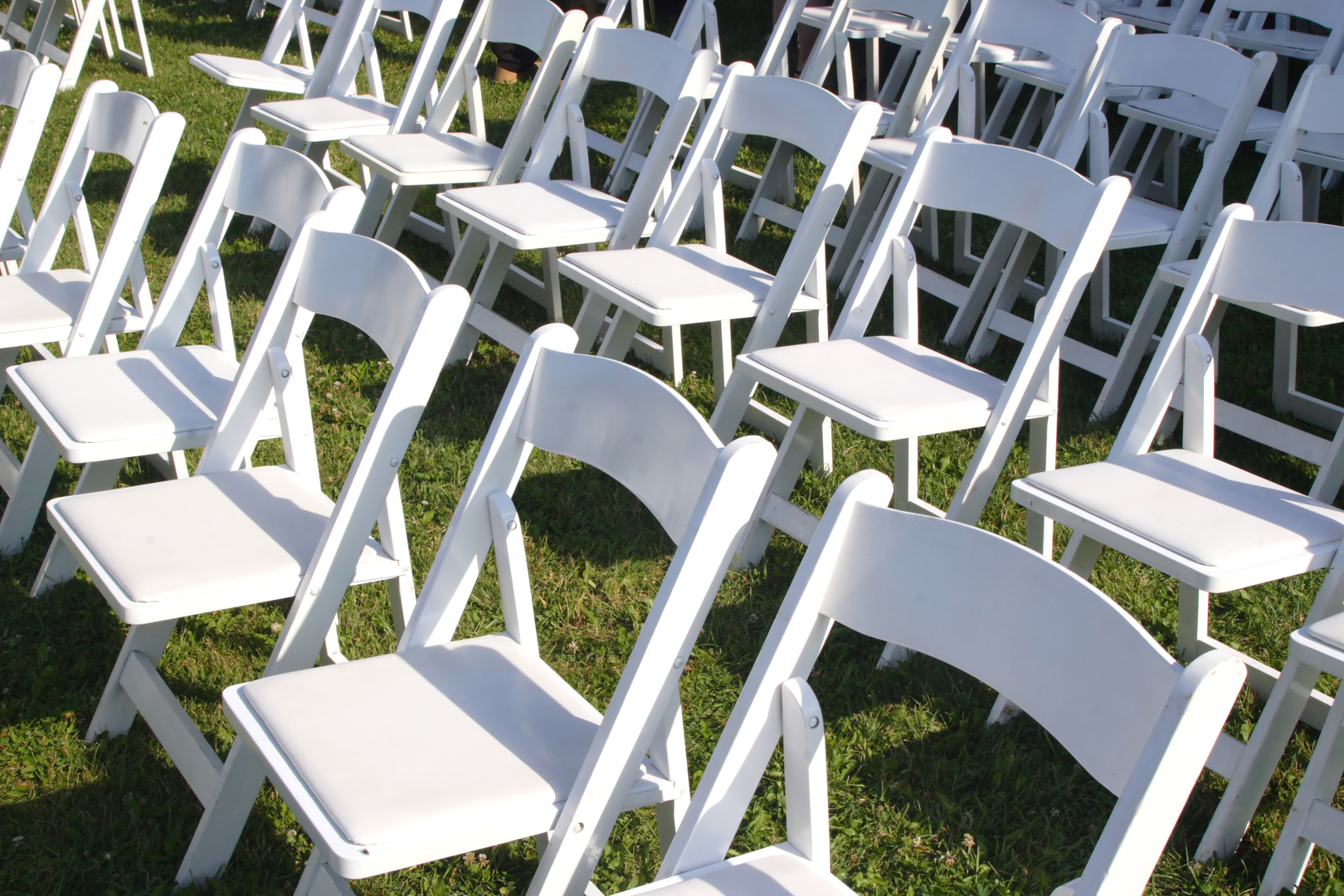 Wedding folding chair covers - Wedding Folding Chair Covers 31