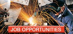 Cadillac Fabrication Job opportunities