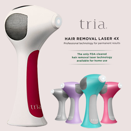 Tria Laser Hair Remover 5 Colors