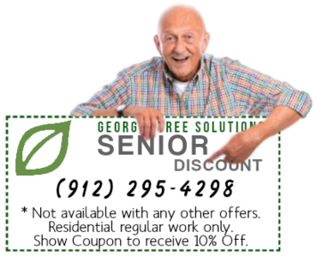 Senior Discount by Georgia Tree Solutions