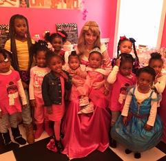 Sleeping Beauty princess party