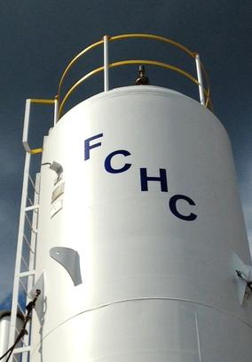 FCHC water tower