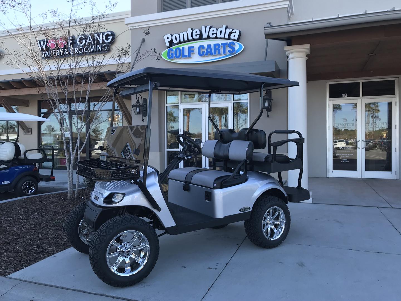 Ponte Vedra Golf Carts Home