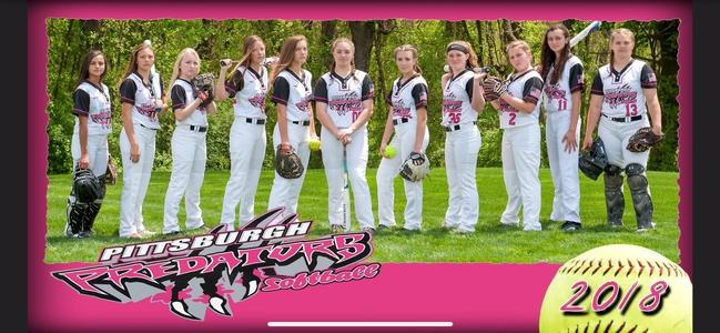 14U Mahofski Team | Predators Softball