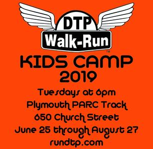 RunDTP Kids Camp 2019