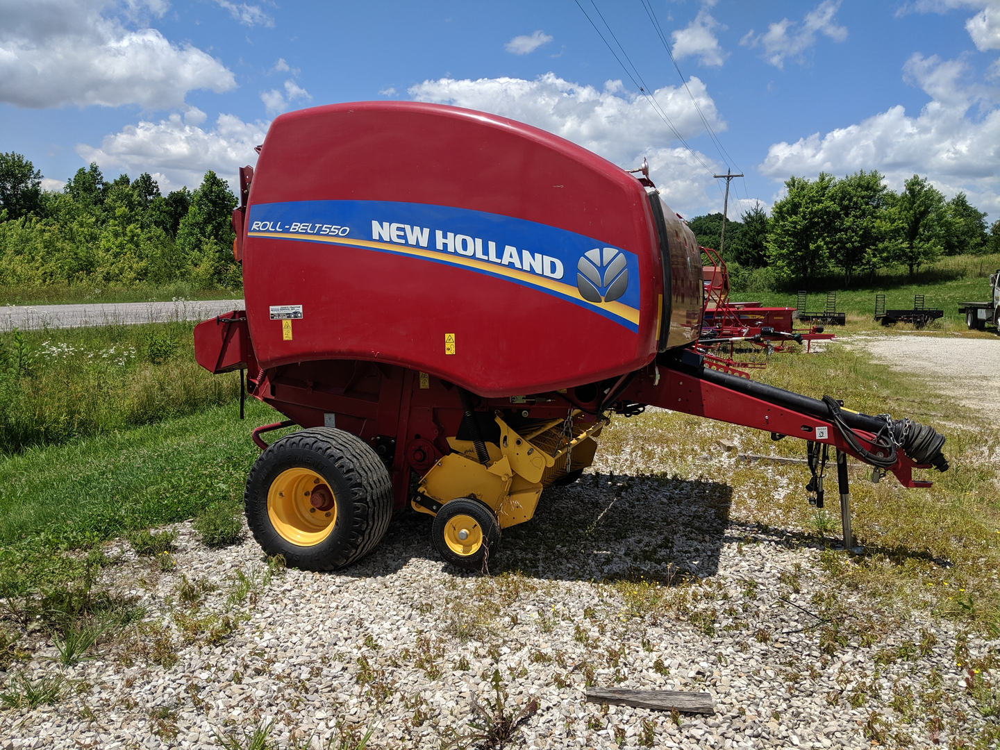Used Hay Equipment