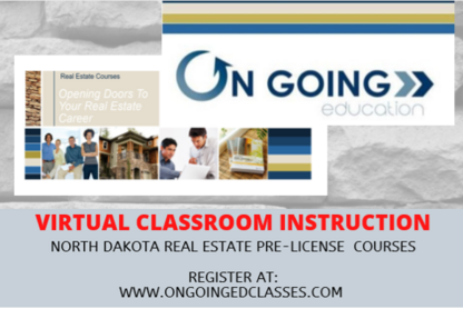 How to Become a Real Estate Agent - On Going Education