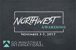 Northwest Awakening - November 3rd, 4th, 5th
