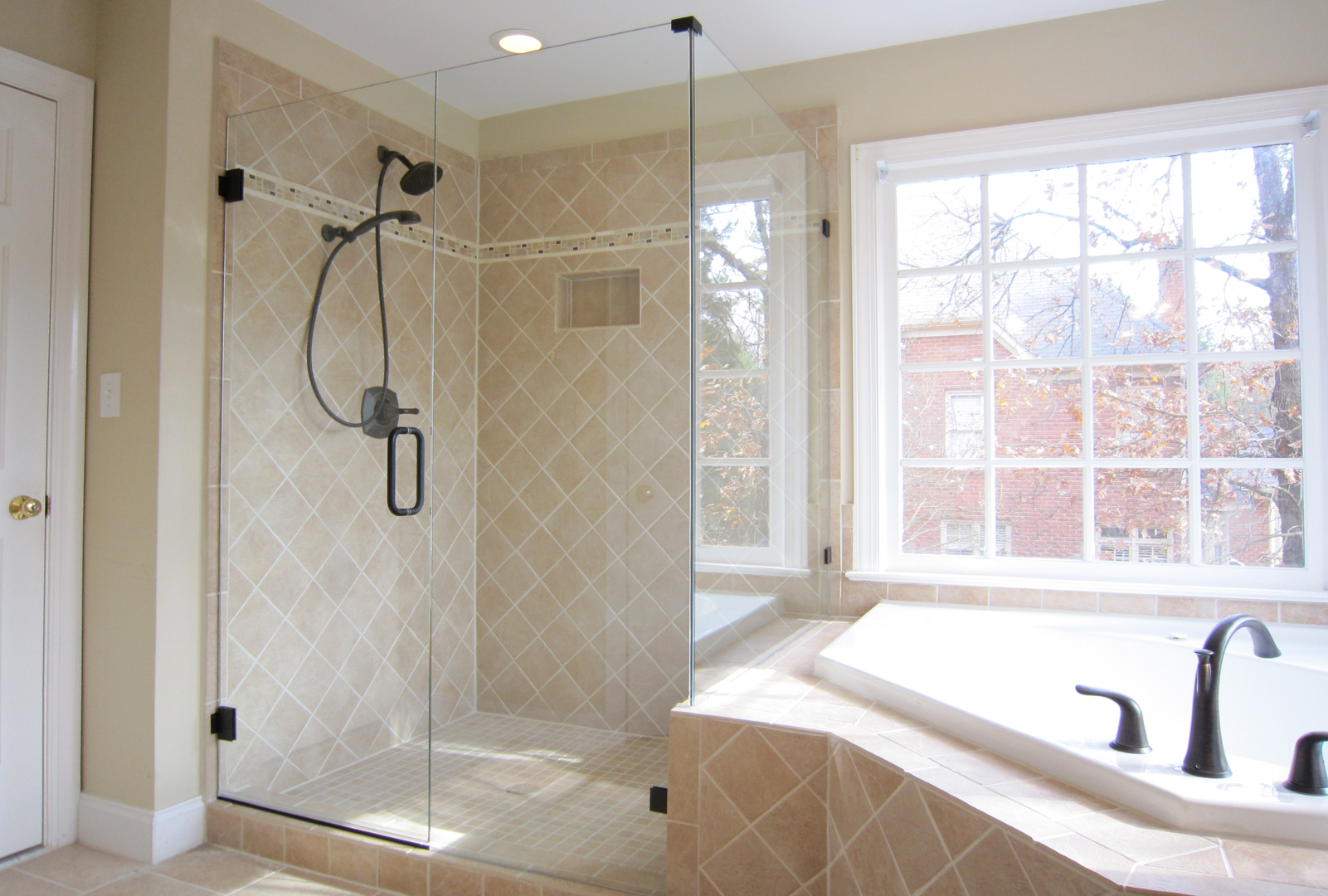 Carolina Sgo - Frameless Glass Shower Doors, Frameless Shower Door ...