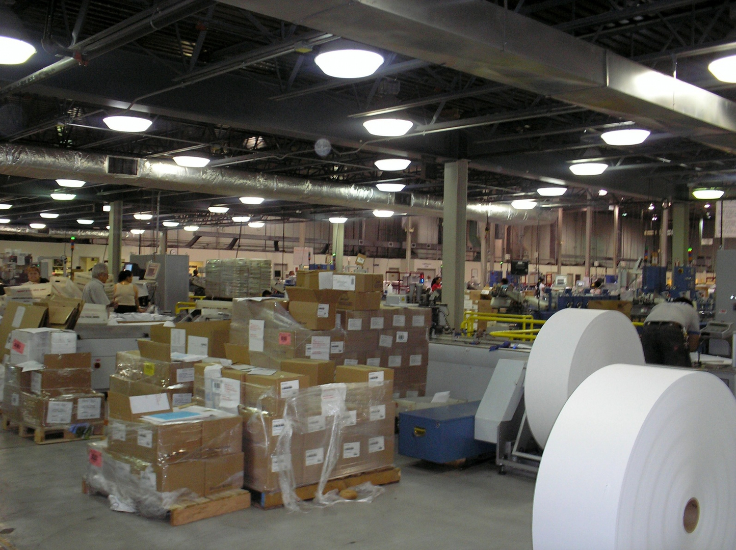 Services – Inventory Control Clerk