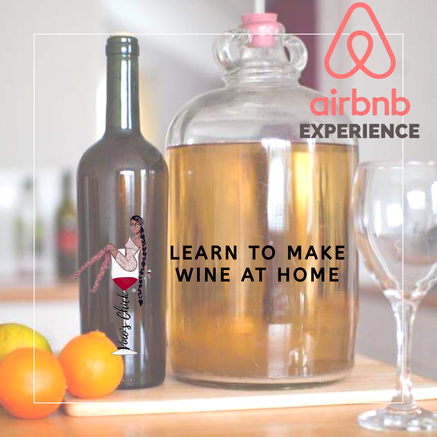 Learn to make wine