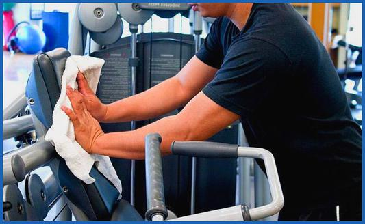 Best Gym Cleaning Services in Las Vegas NEVADA MGM Household Services