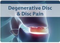 Degenerative Disc and Disc Pain