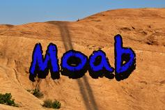 Moab Utah jeep off road arches outlaw offload rock crawling adventure sports