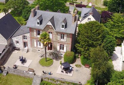 Vue De La Rance Chambre D Hotes Home Page