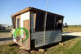 Astec Single Level 13x10 Control House