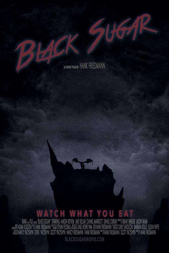 Black Sugar le court métrage
