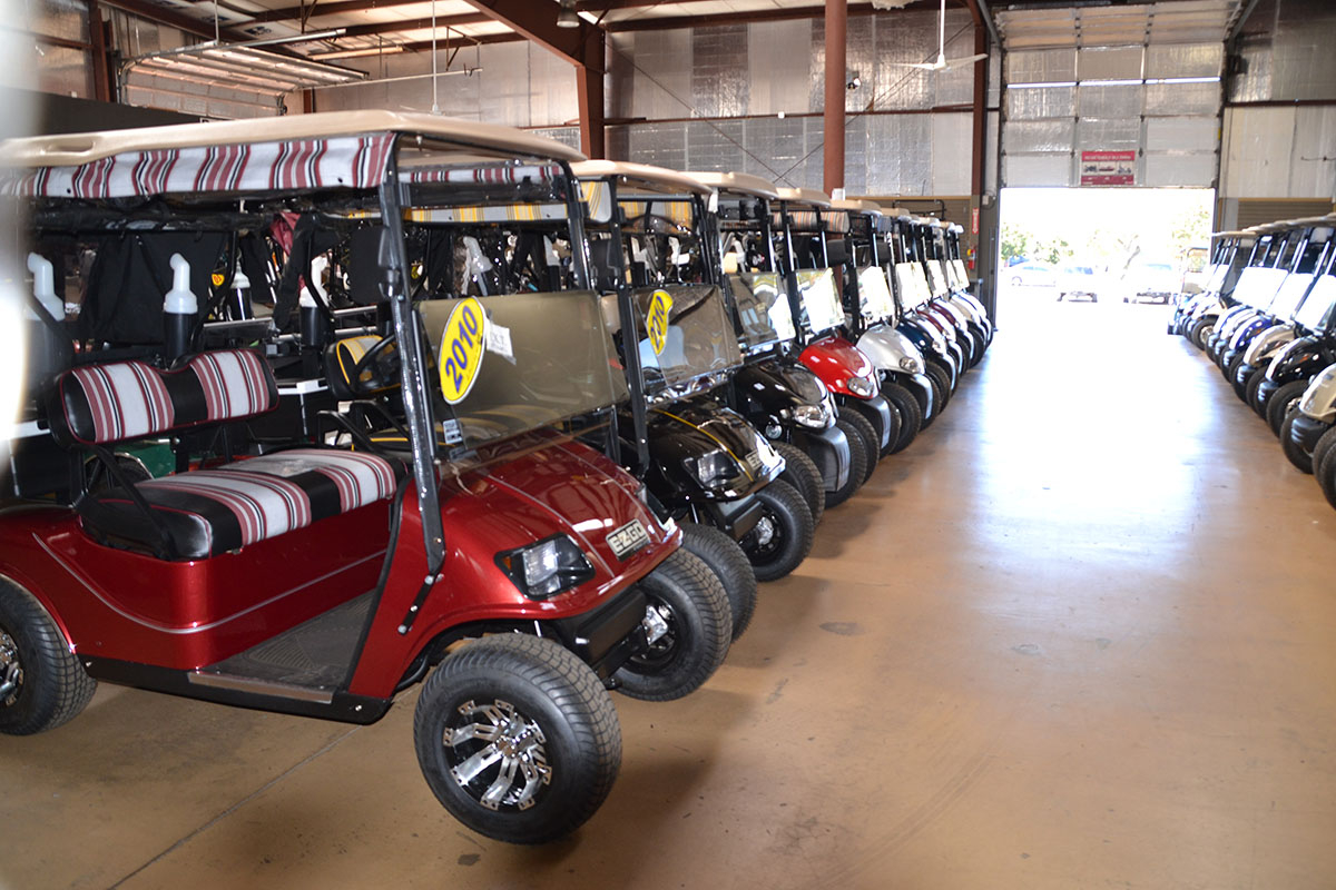 New Used Golf Carts In Hudson Fl Affordable Golf Carts