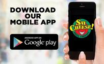 Say Cheese Pizza App
