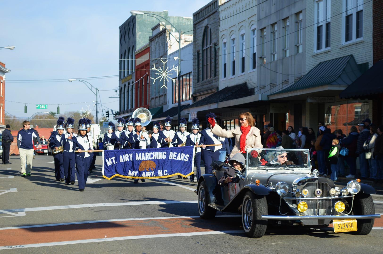 Mount Airy Christmas Parade 2021 Christmas Parade