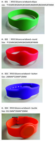 Hotel RFID Wristbands at Eurada Print