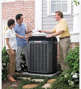 Residential Air Conditioning Services & Installation