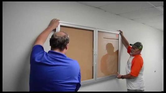 Bulletin Board Installation And Cost | Lincoln Handyman Services