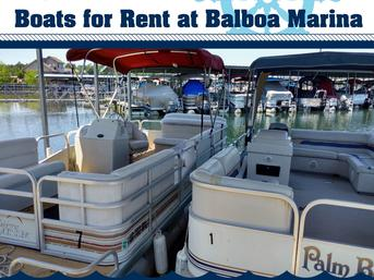 Balboa Marina in Hot Springs Village now offers Soft Serve Ice Cream!