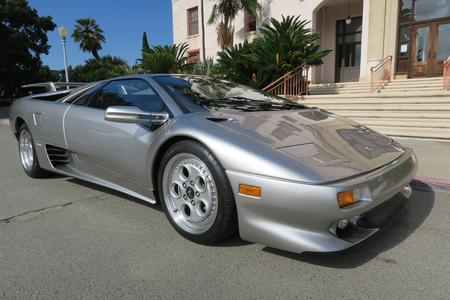 1995 Lamborghini Diablo VT for sale at Motor Car Company in San Diego California
