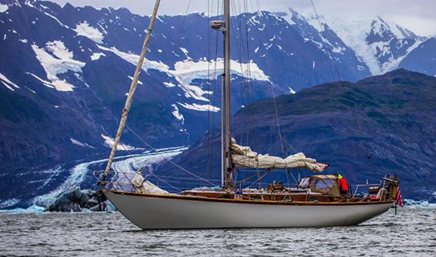 Celeste Jespersen Boat Builders Sidney BC