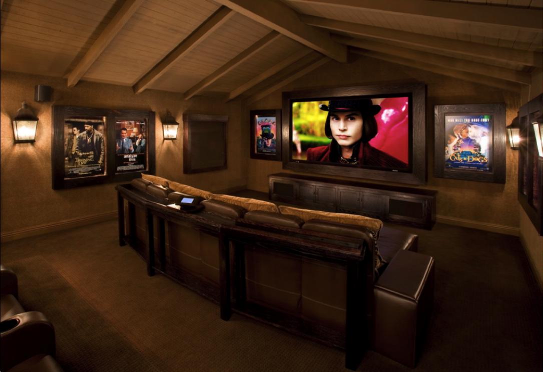 home cinema audiophile. Black Bedroom Furniture Sets. Home Design Ideas