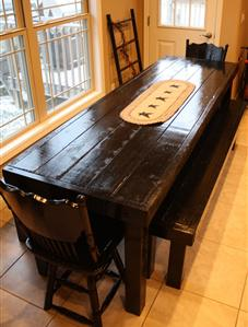 kitchen tables - Primitive Kitchen Tables