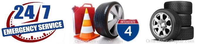 Orlando Tire Repair 24 7 Mobile Flat Tire Orlando Road Assistance
