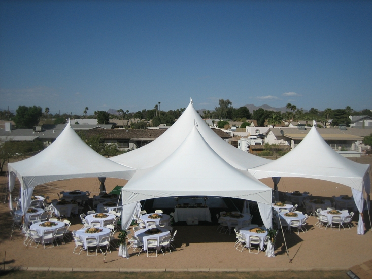 Tent Types – A Wide Variety of Sizes & Options