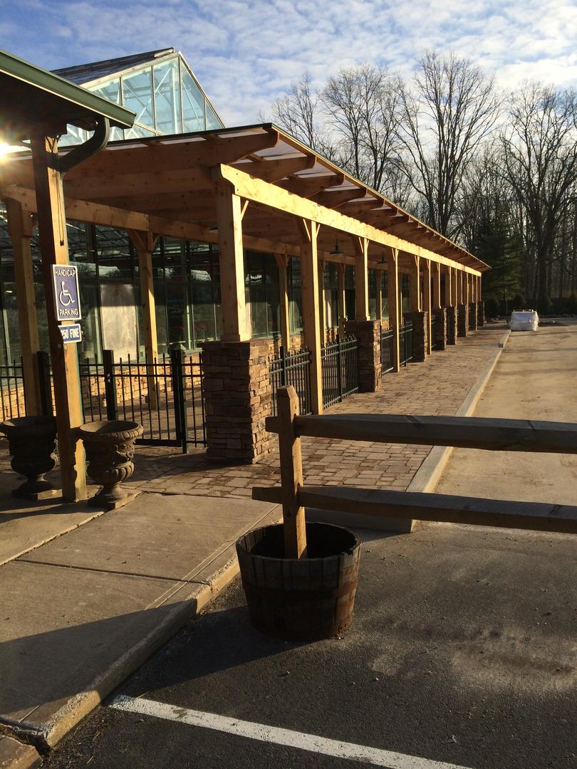 The Pine Cone Ice Cream Shop