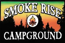 Sign for Smokerise Campground