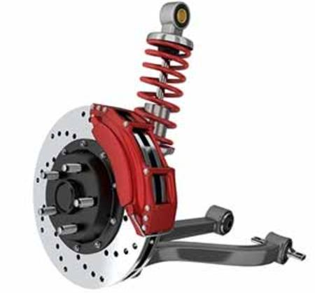 SUSPENSION – SHOCKS AND STRUTS REPAIR SERVICES