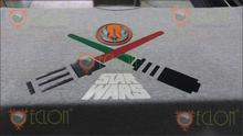 Remera Star Wars Jedis 3d
