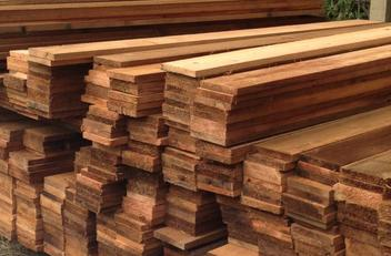 We offer top quality Western Red Cedar Fence Boards