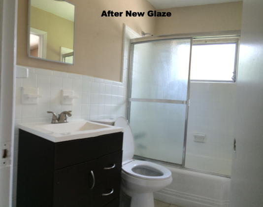 Tile Refinishing, Tub Refinishing