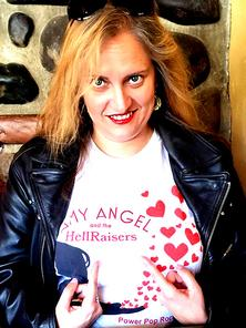 Amy Angel and the HellRaisers, Rock Band, Mabuhay Gardens, Punk Rock, Don Lamb, Street Punks