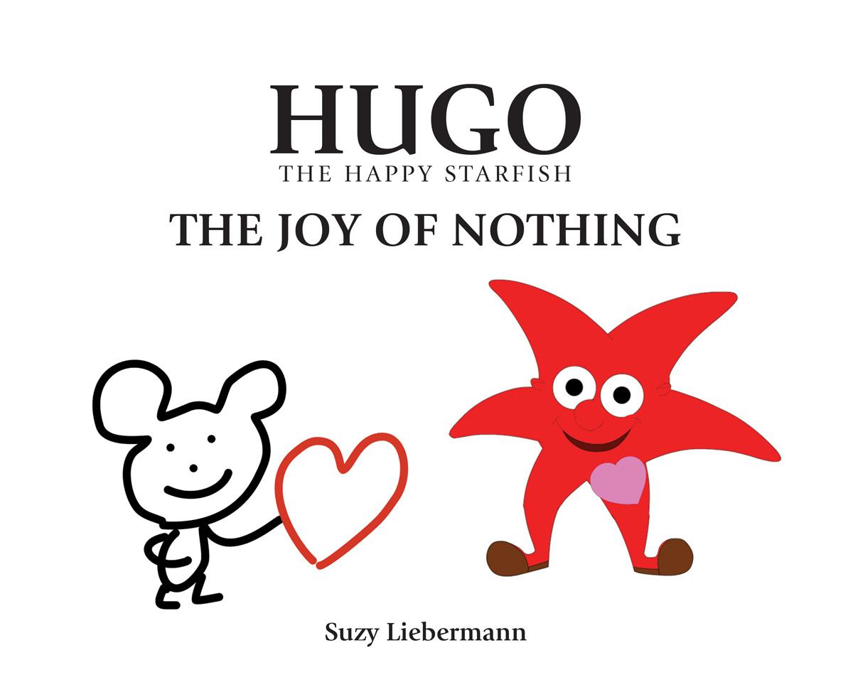 HUGO THE HAPPY STARFISH
