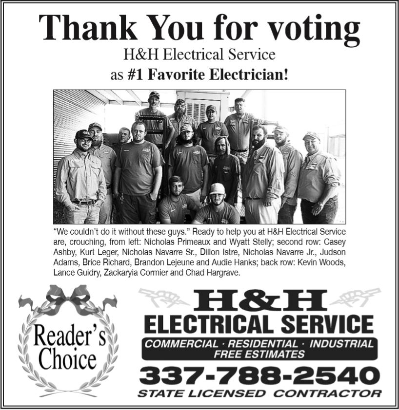 H&H Electrical Service - Home