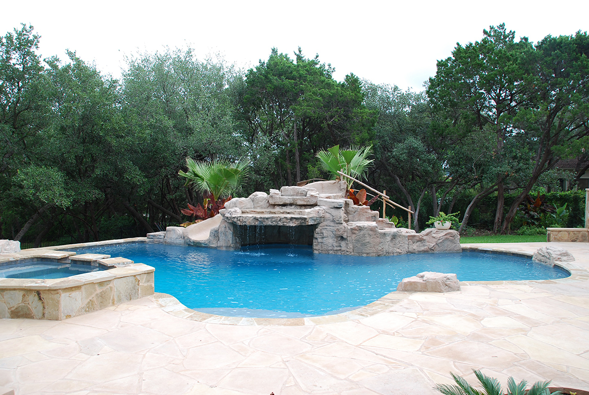 free form pools johnson custom pools design gallery - Swimming Pool Designs Galleries